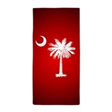 SC Big Red Beach Towel