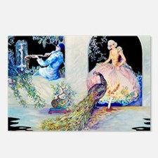Tsanya Enchantment, Peaco Postcards (Package of 8)
