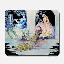 Tsanya Enchantment, Peacock Mousepad