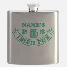 [Your Name] Irish Pub Flask