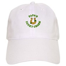 Papa's Lucky Charm Baseball Cap