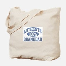 Authentic Granddad Tote Bag