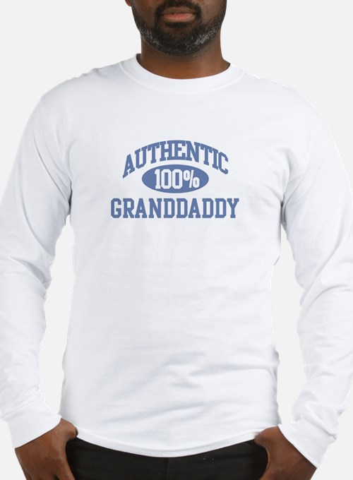 Authentic Granddaddy Long Sleeve T-Shirt