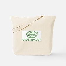 Coolest GRANDDADDY Tote Bag