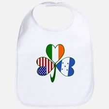 Shamrock of Honduras Bib