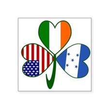 Shamrock of Honduras Sticker