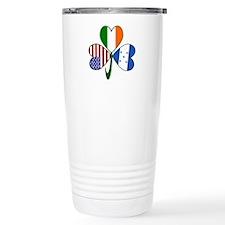 Shamrock of Honduras Travel Mug