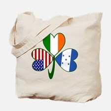 Shamrock of Honduras Tote Bag