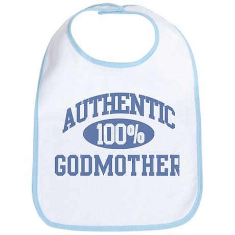 Authentic Godmother Bib
