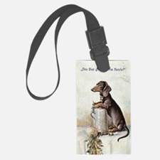 Master's Beer Luggage Tag