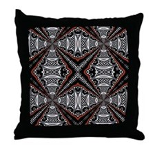 NATIVE DREAMS Throw Pillow