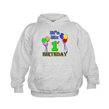 It's My 1st Birthday Hoody