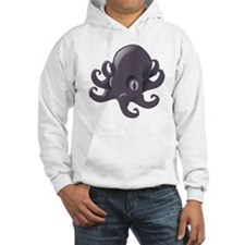 Cute Cartoon Octopus Hoodie