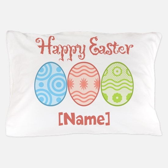 Happy Easter Pillow Case
