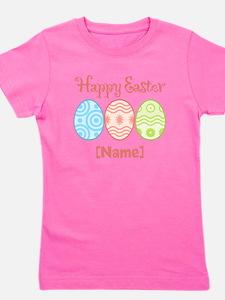 Happy Easter Girl's Tee