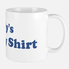 Molly birthday shirt Mug