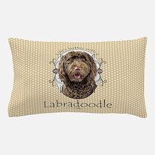 Labradoodle Pillow Case