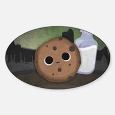 Midnight Cookie with Milk Decal