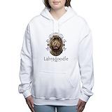 Labradoodle Hooded Sweatshirt