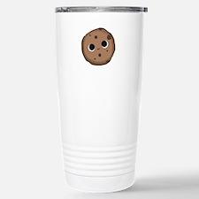 Midnight Cookie with Mi Stainless Steel Travel Mug