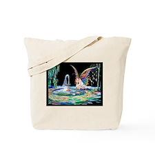 Tsanya Fountain of Love Tote Bag