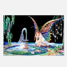 Tsanya Fountain of Love Postcards (Package of 8)