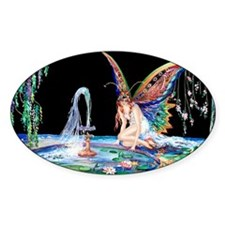 Tsanya Fountain of Love Decal
