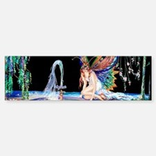 Tsanya Fountain of Love Bumper Bumper Bumper Sticker