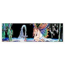 Tsanya Fountain of Love Bumper Bumper Sticker