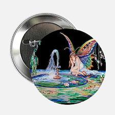 """Tsanya Fountain of Love 2.25"""" Button"""