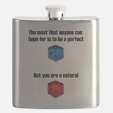 Cute Nerd Flask