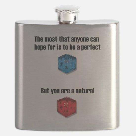 Cute Tabletop Flask
