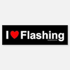 Flashing Sticker (Bumper)