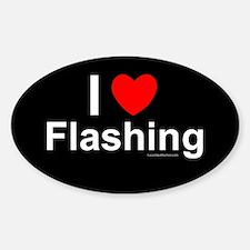 Flashing Stickers