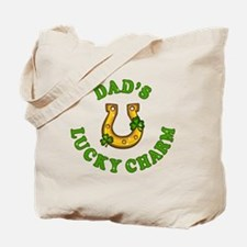 Dad's Lucky Charm Tote Bag