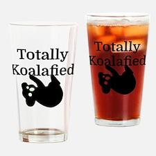 Totally Koalafied Drinking Glass