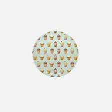 Cupcake Factory Mini Button