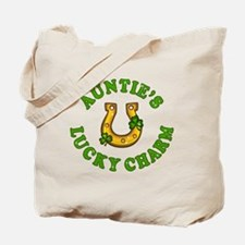 Auntie's Lucky Charm Tote Bag