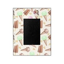 Ice Cream Scream Picture Frame