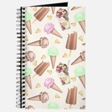 Ice Cream Scream Journal