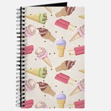 Ice Cream Choices Journal