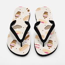 Sweet Tumble Flip Flops