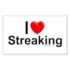 Streaking Stickers