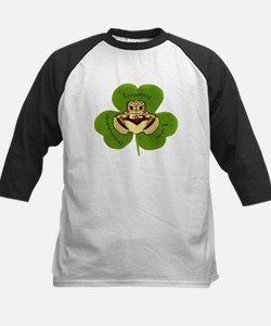 Irish Claddagh / Claddaugh Kids Baseball Jersey