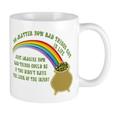 The Luck of the Irish Mug