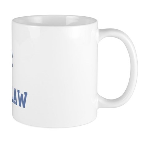 Authentic Brother-In-Law Mug