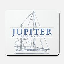 Jupiter Florida - Mousepad