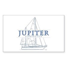 Jupiter Florida - Decal