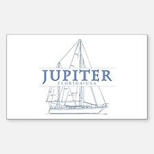 Jupiter Florida - Decal