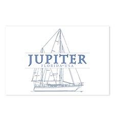 Jupiter Florida - Postcards (Package of 8)